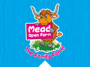 Logo Design Rare Design Mead Open Farm