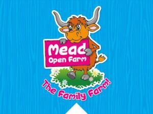 Logo Design Rare Design Mead Open Farm