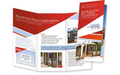 Leaflet and Flyer Design