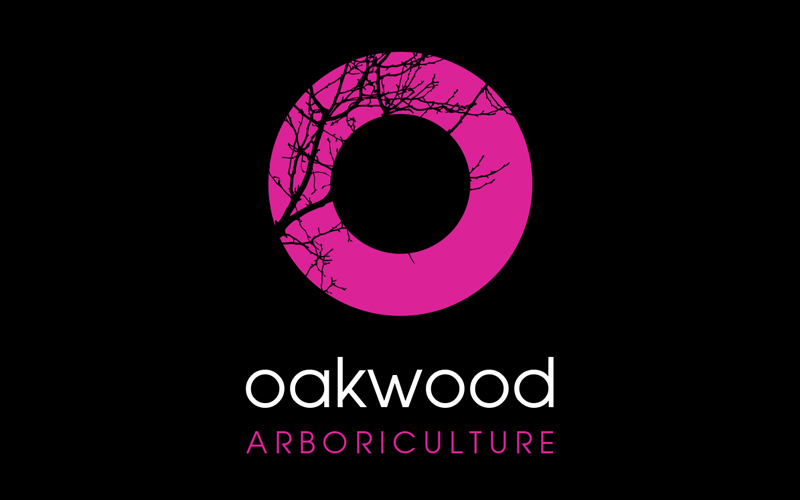 Oakwood Aboriculture – Logo Design