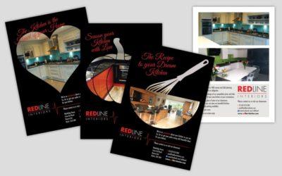 RedLine Interiors Leaflets