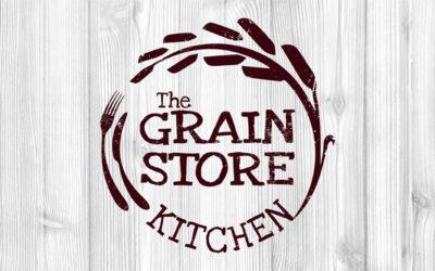 Logo design: The Grain Store Kitchen