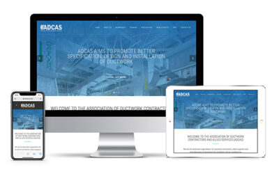 ADCAS Bespoke Website